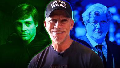 Luke Skywalker, Matt Raats, George Lucas