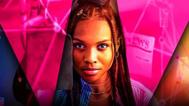 Naomi CW TV