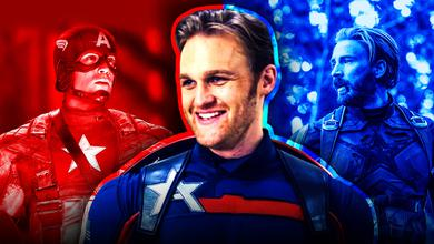 Captain America, Wyatt Russell, John Walker, US Agent, The Falcon and the Winter Soldier