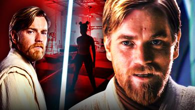 Ewan McGregor as Obi-Wan Kenobi, Lightsabers