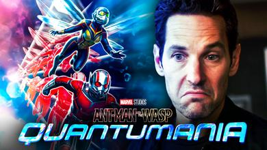 Ant Man and the Wasp with Scott Lang