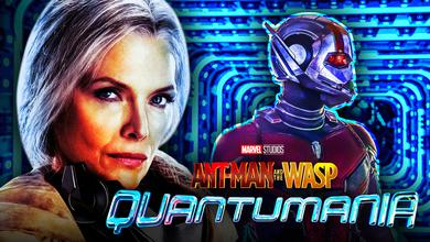 Michelle Pfeiffer's Janet van Dyne and Paul Rudd's Ant-Man set to appear in Ant-Man 3