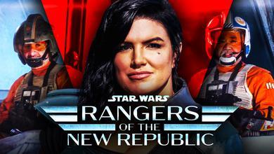 Cara Dune Gina Carano Star Wars Rangers of the New republic