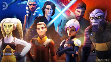 Rebels Clone Wars