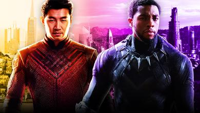 Shang Chi and Black Panther