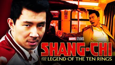 Marvel's Shang Chi Simu Liu