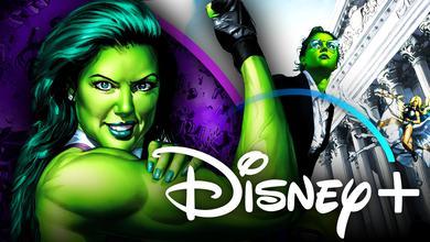 She-Hulk Disney Plus Character
