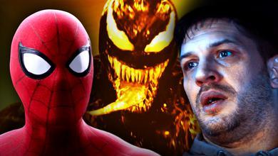 Spider-Man Venom Tom Hardy