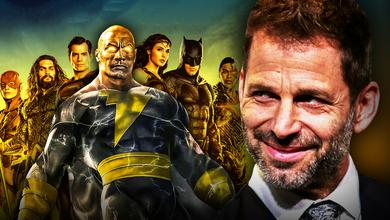Black Adam, Zack Snyder