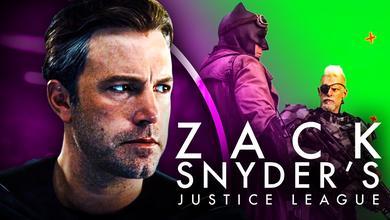 Ben Affleck, Snyder Cut