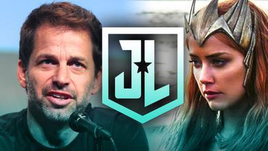 Zack Snyder, Amber Heard
