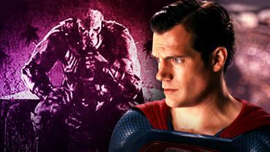 Superman and Darkseid