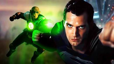 Superman Green Lantern