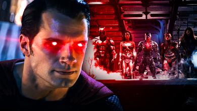Henry Cavill as Superman, Justice League