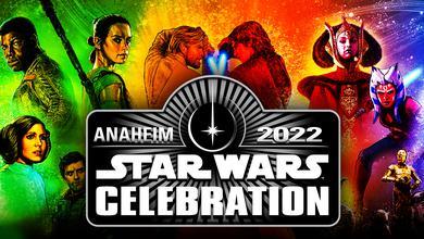 Star Wars Celebration Poster Logo