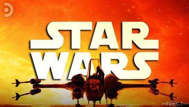 Star Wars: Squadrons Teaser Poster, Star Wars Logo