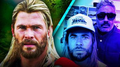 Thor Chris Hemsworth Taika Waititi