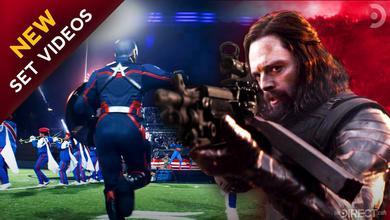 US Agent, Bucky Barnes
