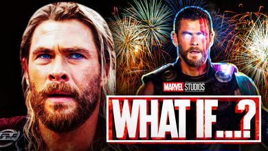 Chris hemsowrth Thor What If