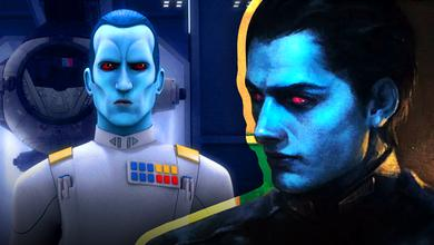 Grand Admiral Thrawn from Star Wars Rebels, Thrawn from Thrawn Ascendancy Chaos Rising