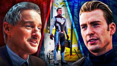 Captain America Chris Evans Mobius Owen Wilson