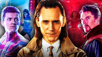 Loki Spider Man Doctor Strange