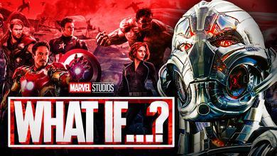 Ultron Marvel Studios What If Logo