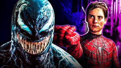 Venom Tobey Maguire