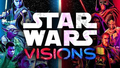 Star Wars: Visions Disney Plus show