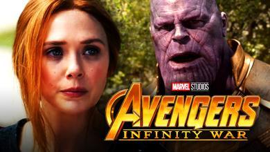 Wanda, Thanos