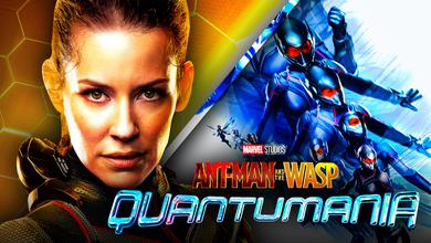Evangeline Lily, Wasp, Ant-Man and the Wasp: Quantumaia