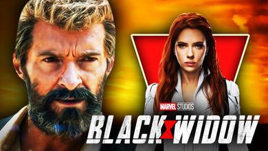 Black Widow, Hugh Jackman Logan, X-Men