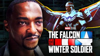 Anthony Mackie, Captain America, The Falcon and the Winter Soldier
