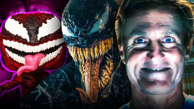Woody Harrelson, Venom, Carnage