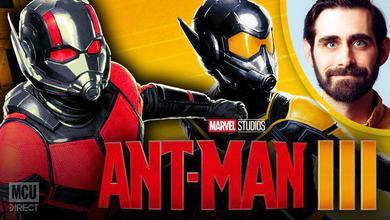 Ant-Man 3 writer
