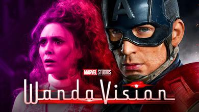 Wanda Maximoff, Captain America