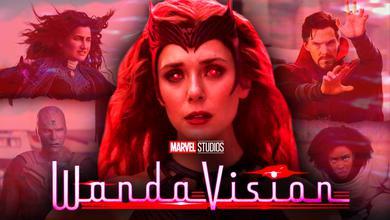 WandaVision, Wanda, Vision, Marvel, MCU