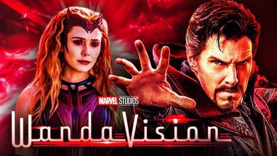 WandaVision, Wanda, Vision, MCU, Marvel