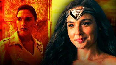 Wonder Woman and Diana Prince