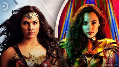 Gal Gadot as Wonder Woman, Gal Gadot as Wonder Woman from WW84