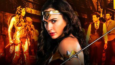 Gal Gadot as Wonder Woman, Zack Snyder