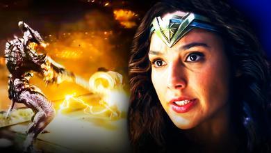 Wonder Woman Steppenwolf