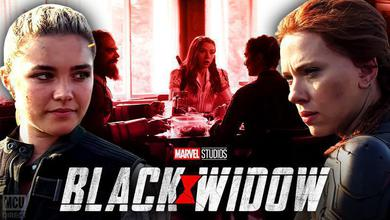 Natasha, Yelena, Black Widow family