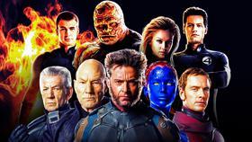 Fantastic 4, X-Men}