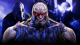 Zack Snyder's Justice League, Zack Snyder, Justice League, Darkseid}