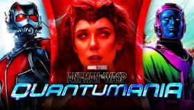 Scarlet Witch Ant-Man Kang}