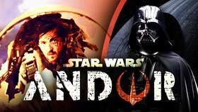 Cassian Andor, Darth Vader}