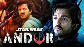 Star Wars: Diego Luna Spotted In New Set Photo From Cassian Andor Disney+ Show