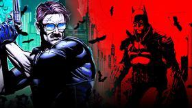 Jim Gordon, Batman}