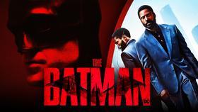 Robert Pattinson as Batman, Tenet Poster}